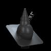 element trecere tegola negru